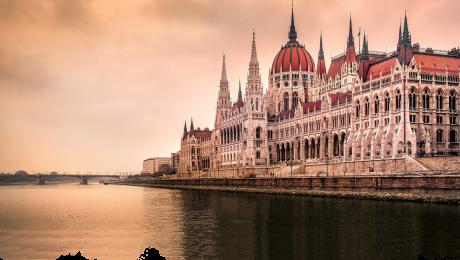 Budapest Citi of Baths