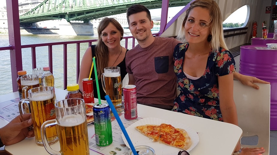 budapest sightseeing cruise