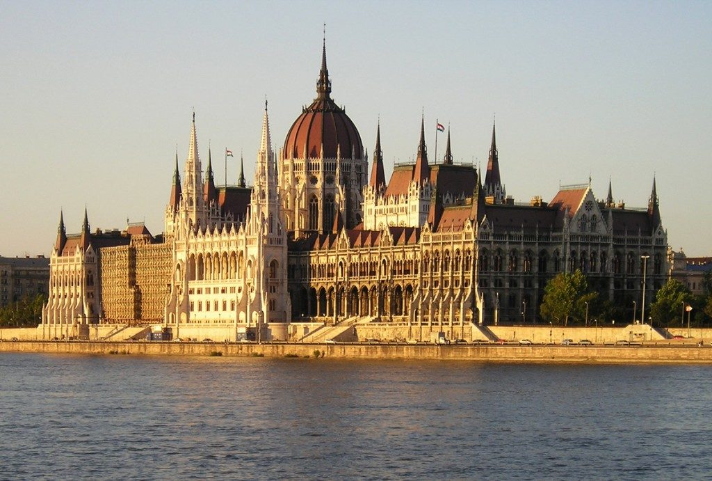 parliament hungary