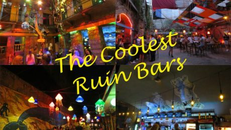 Best Ruin Bars at Budapest