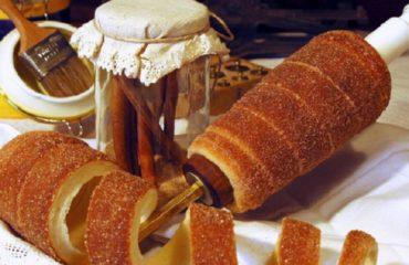 Hungarian Chimney Cake