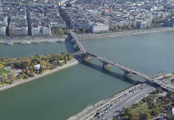 Bridges to Margaret Island