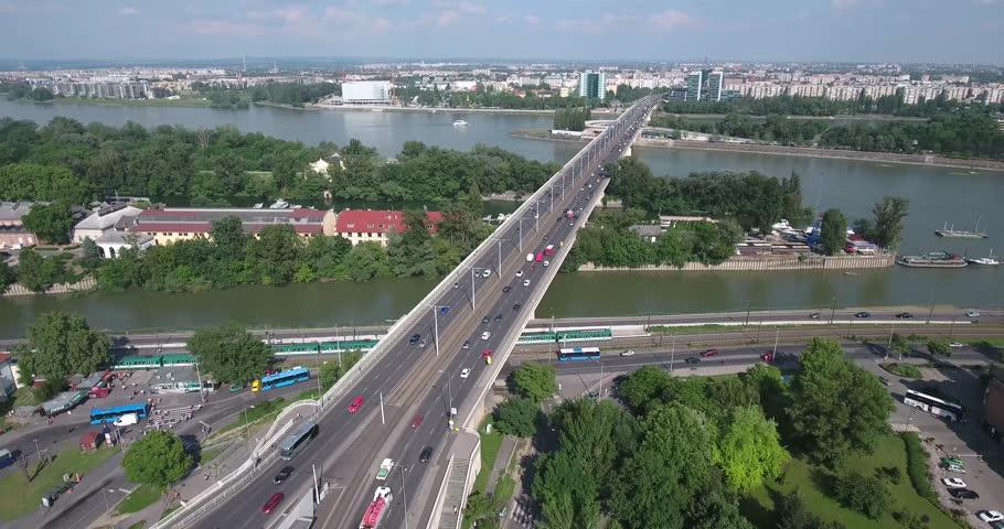 Budapest Árpád Bridge