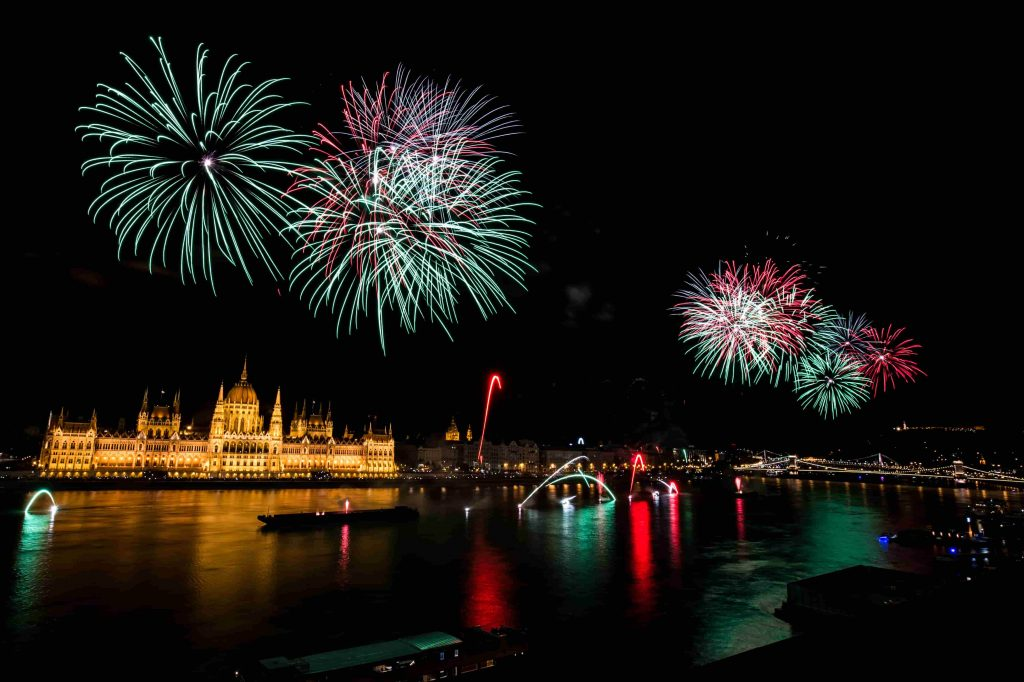 Firework holidays in Hungary