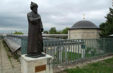 Tomb of Gül Baba Budapest