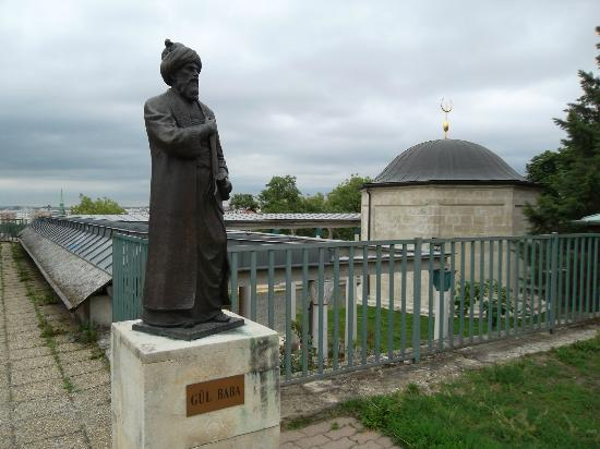 Tomb of Gül Baba Budapest