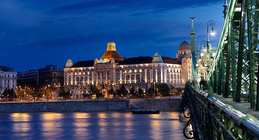 Danubius Hotel Gellert in Budapest