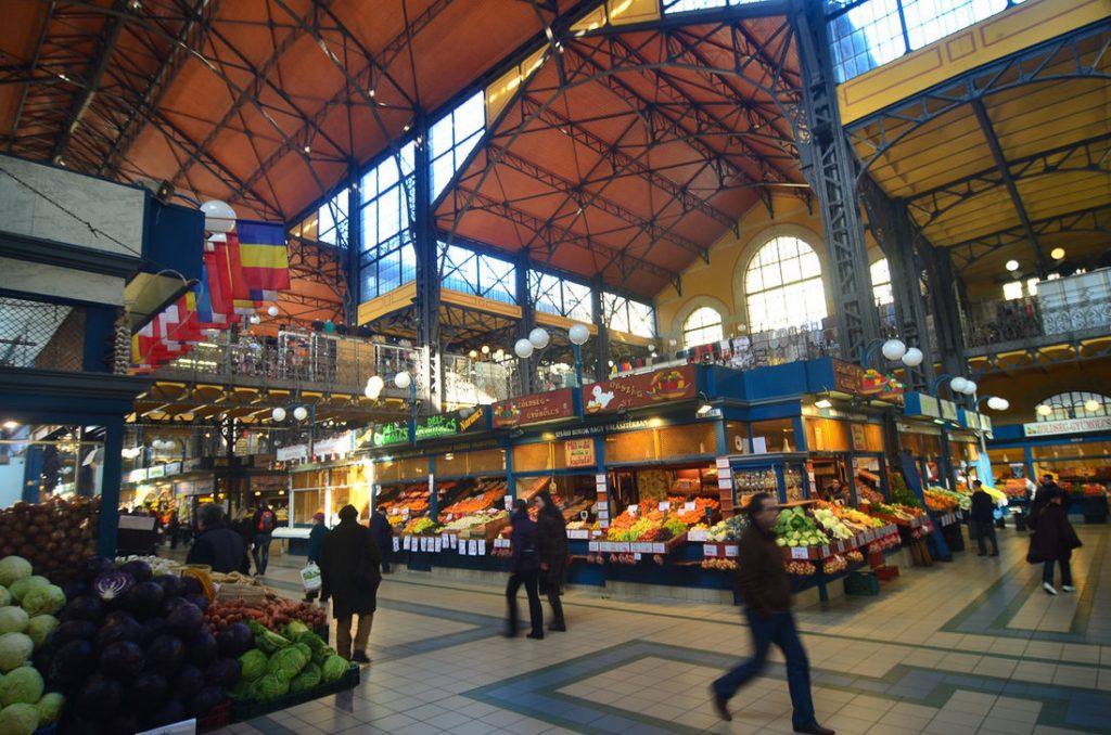 Best markets in Budapest