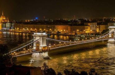 Best nightlife in Budapest