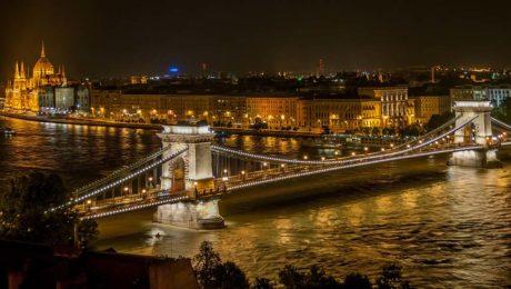 Best nightlife in Budapest