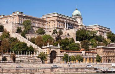 Buda Castle of Budapest