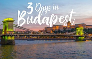 What to do with 3 days in Budapest