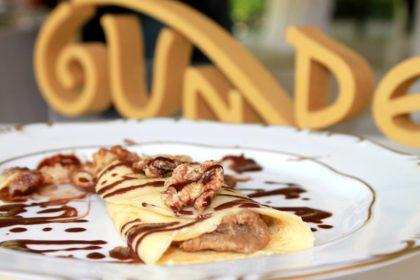 Gundel pancake