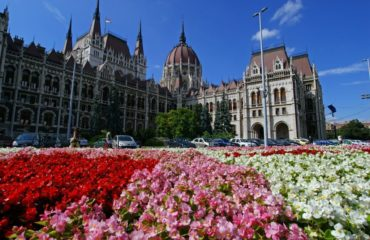 Top 10 buildings in Budapest