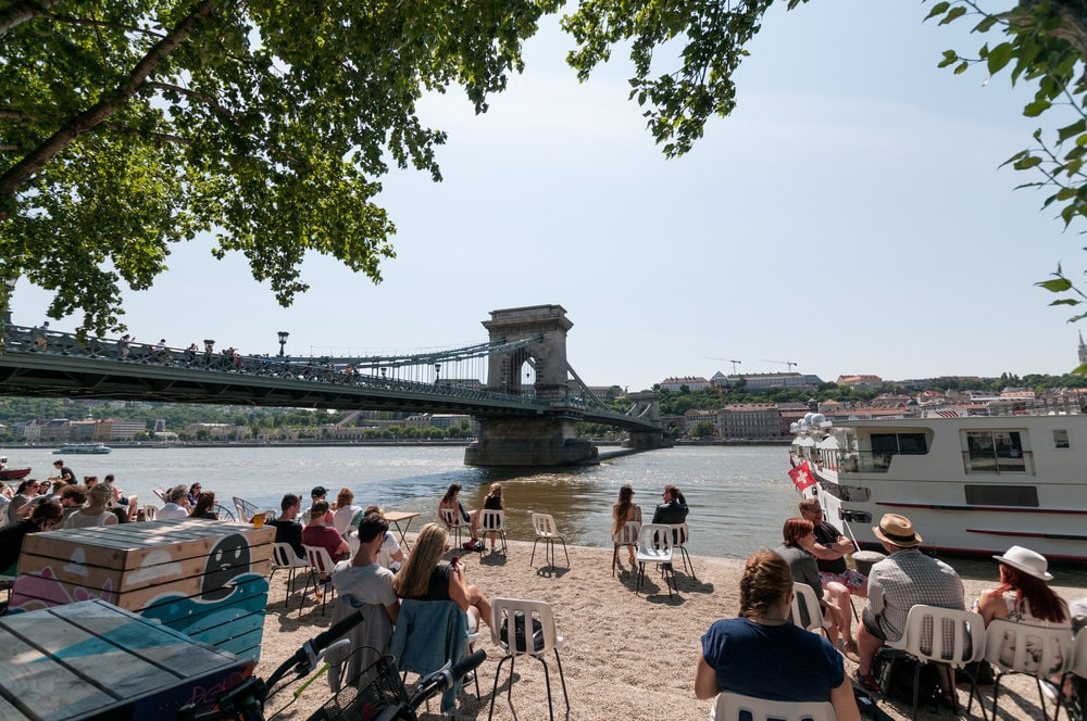 Budapest in August