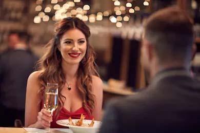 dîner aux chandelles romantique budapest
