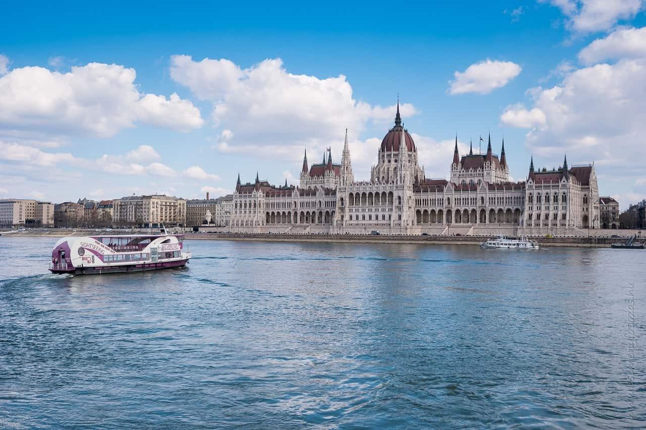 croisière touristique de budapest